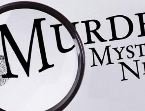 Murder Mystery Night at Delgados Warrington